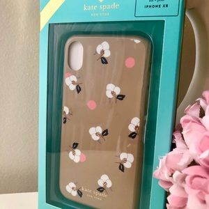 🎀Kate Spade ♠️ Breezy Floral Ditsy XR IPHONE Case